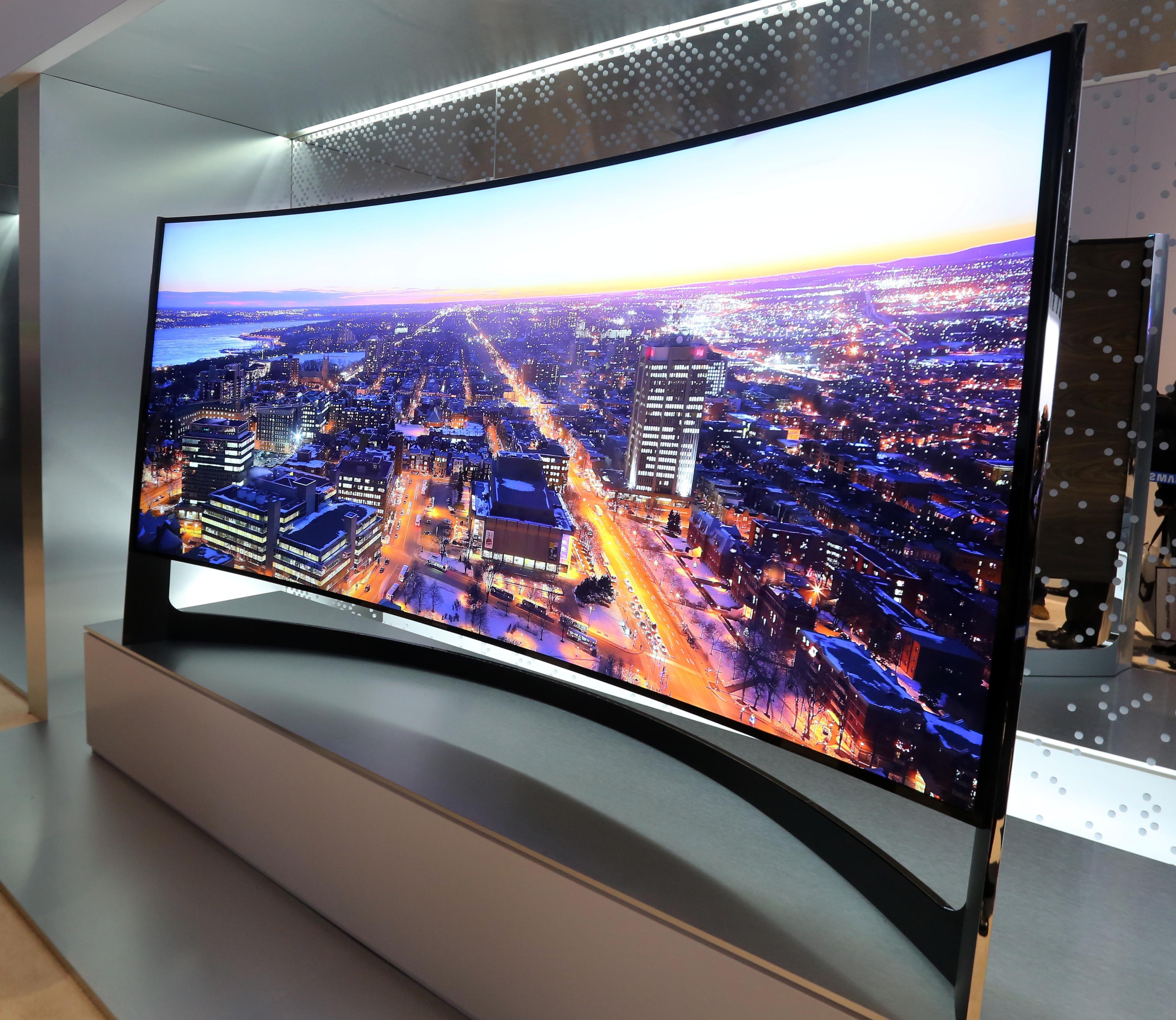 曲面电视为何没能在市场中引领潮流?