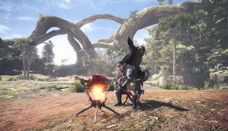 《怪物猎人:世界》游戏总销量突破1000万套