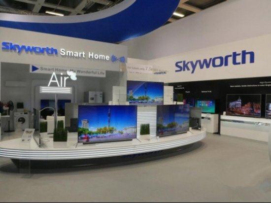 科技早报 7月全球TV面板出货报告;创维或将介入OLED面板研发