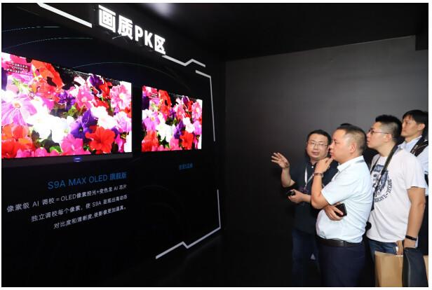 OLED电视市场份额第一,创维十年间都经历了什么?