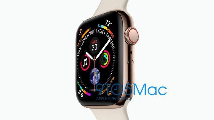 2018苹果秋季发布会一览|Apple Watch Series 4干货汇总