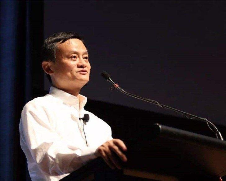 马云辞任是真的,梦想着再去做老师