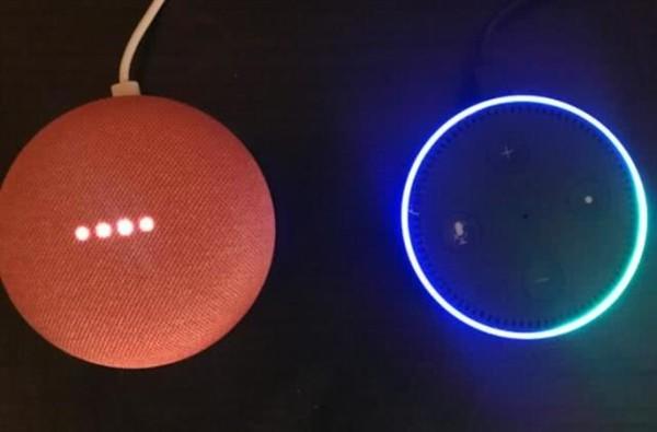 智能音箱成美国家庭标配 谷歌Home、亚马逊Echo最受欢迎