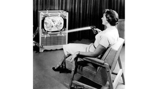 电视遥控器诞生记:只是想让广告静音