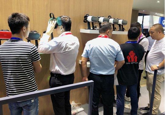 电信&华为云VR发布,大朋DPVR全景声3D巨幕成首批体验终端