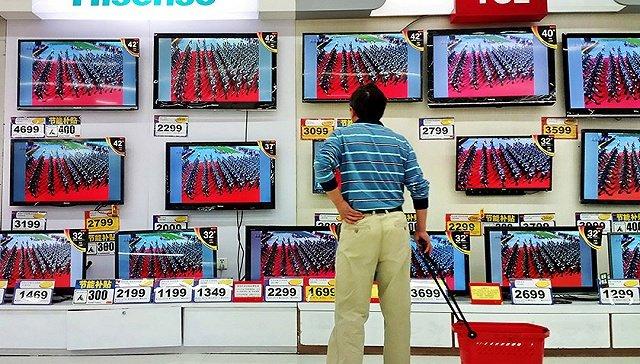 电视机业价格战开启,降价速度令人咋舌