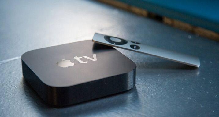 苹果发布新款AppleTV,屏保还将提供卫星太空图像