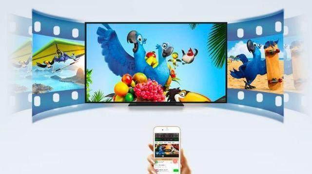 投屏与智能电视竞争市场,投屏比电视机好在哪里?