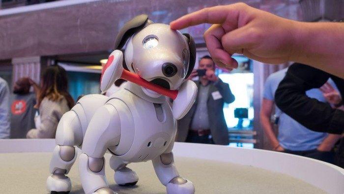 索尼机器狗Aibo正式登陆美国市场:售价2万人民币