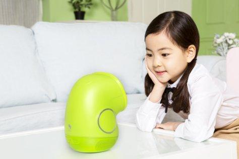 应付不来十万个为什么?布丁智能机器人满足孩子的好奇心