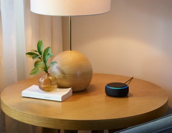 亚马逊更新Echo系列产品线:音质、材质均有升级
