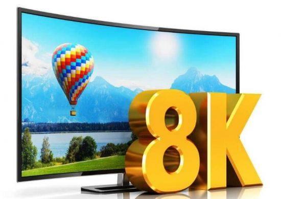 8K电视成本高居不下,电视行业市场遇冷