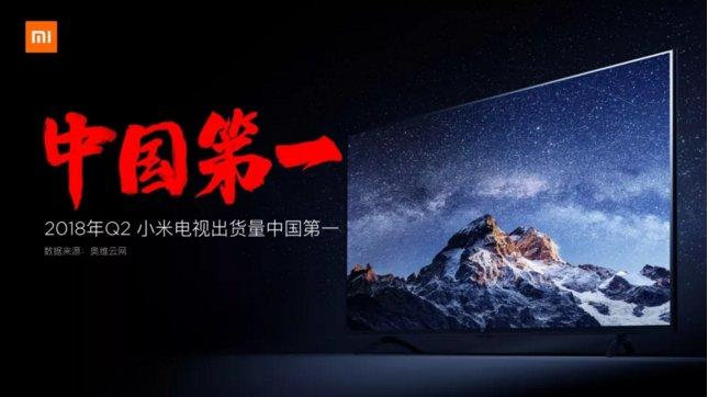 小米在印度再发三款电视新品:售价很亲民!