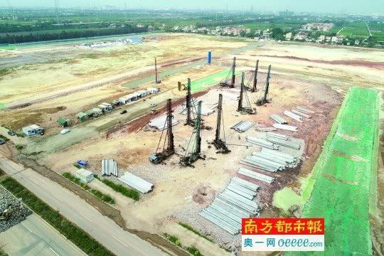 贾跃亭欲将恒大踢出局 FF南沙工厂仍在施工