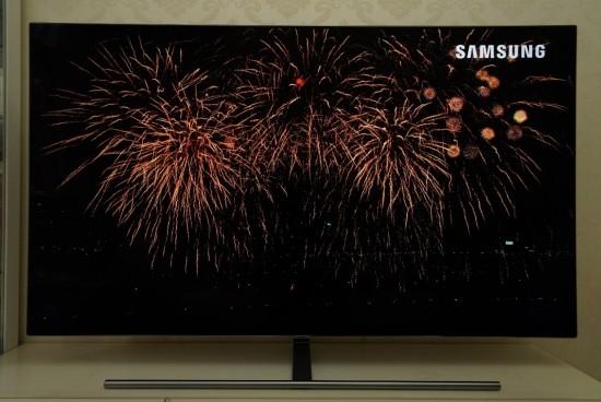 三星Q7F光质量子点电视评测 极简主义下的奢华