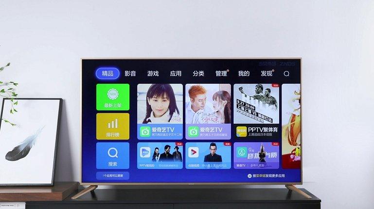 彩电行业转型,智能电视开启行业新蓝海