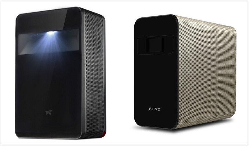 小狗机器人Puppy Cube s与索尼Xperia Touch的区别对比