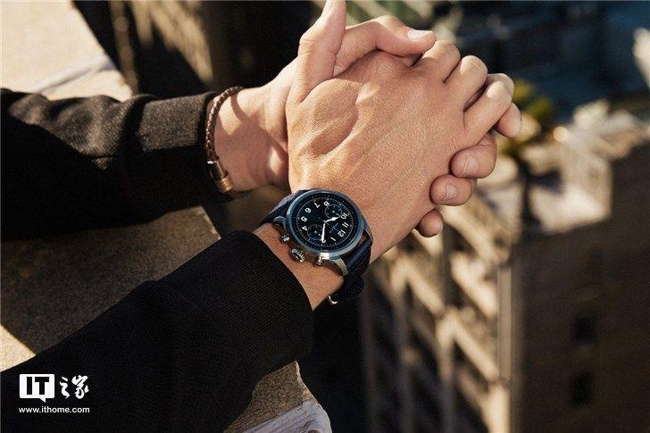 万宝龙智能手表发布:搭载高通骁龙3100芯片