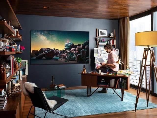 三星8K量子点电视在英国开卖,85寸售价13.6万元