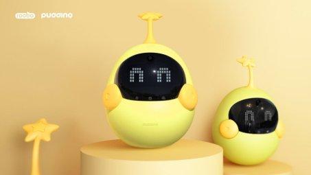 良好习惯从小养成,布丁机器人智能培养宝宝好习惯