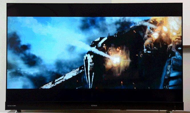 康佳R2电视评测体验:明明可以靠悬浮全面屏偏偏要靠变频