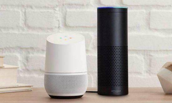 外媒:美国智能音箱市场被谷歌亚马逊垄断,苹果仅占4%份额