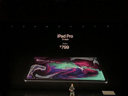 苹果发布新iPad Pro,取消Home键