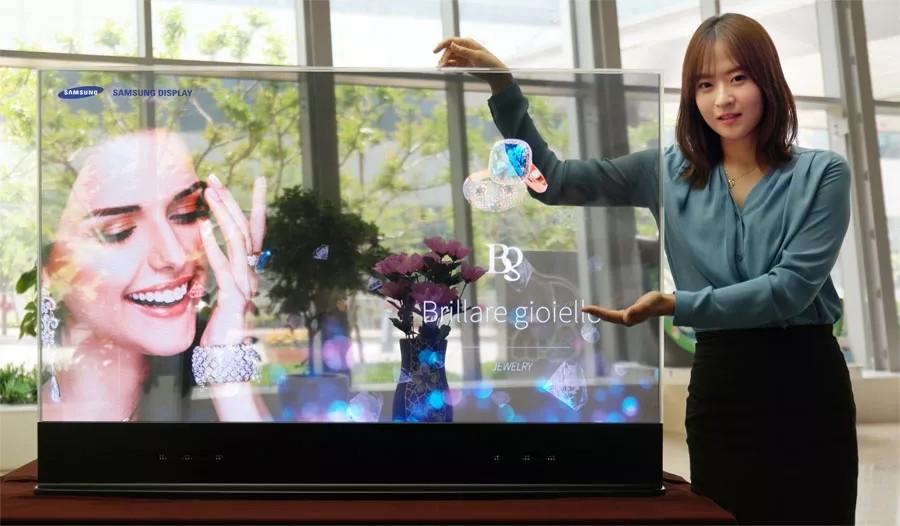 三星申请The Window商标,或计划生产透明电视