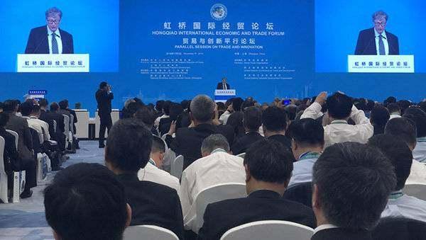 上海进博会上,大佬们都说了啥?
