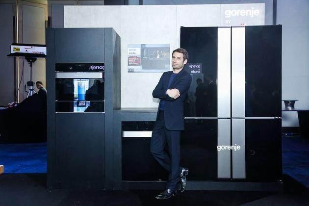欧洲品牌Gorenje进军中国市场 推出多款高端家电新品