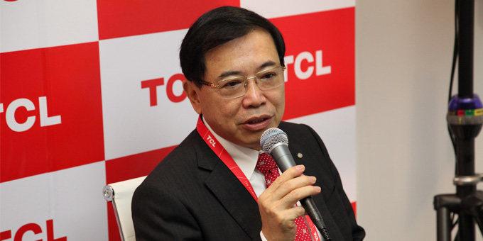 李东生:全球化是TCL发展的重要驱动力