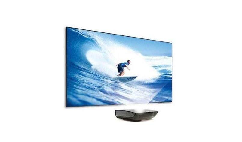 QLED量子点电视与激光投影哪个更好?