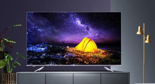 双11全面屏电视火爆,海信抢占高端电视市场