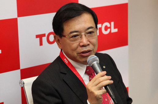 TCL李东生:中国智能电视平均开机时间为5小时