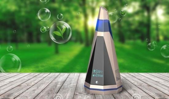 空气净化器的功能进化:造型多变技能增强