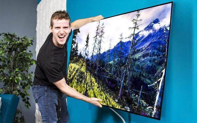 OLED电视销售表现亮眼 OLED将掌控行业拐点主动权