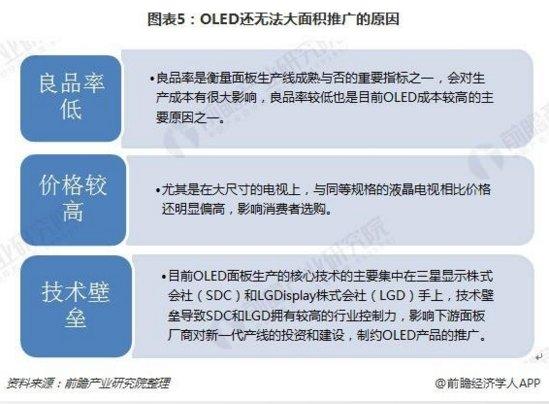 十张图为你解析显示面板的未来OLED or LCD
