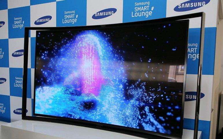 网传三星将于2019年推出新品OLED电视