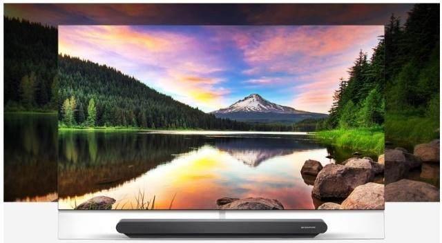 LG第二代Alpha 9处理器准备就绪 新一代OLED电视即将登场