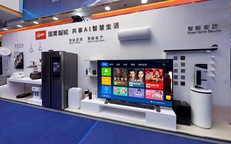 国美86吋巨幕电视搭载定制版当贝市场畅享大屏