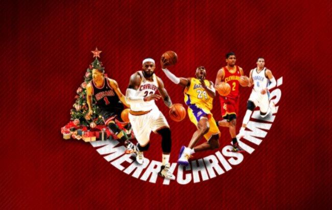 2018 NBA圣诞大战公布赛程时间!电视如何收看NBA直播?