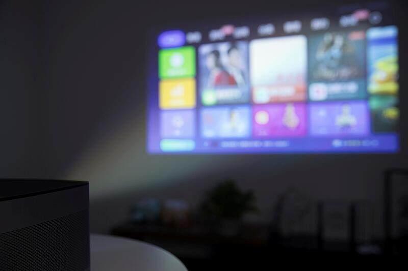 投影仪怎么调节画面大小?如何将投影仪铺满全屏?