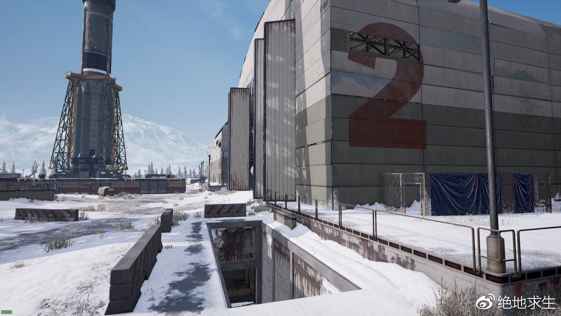 《绝地求生》冬季地图上线,维寒迪旅游指南发布