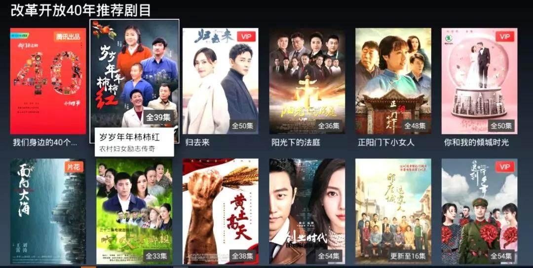 2018年度大剧盘点:最受欢迎的电视剧榜单,你追过吗?