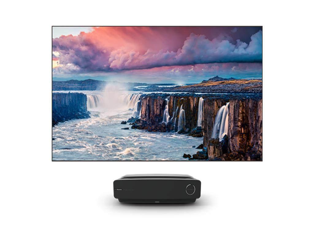 海信激光电视获最多4K认证,性能指标达最优A+级