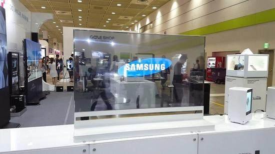 三星电视新品将加入Google语音助手,同时增加透明面板机种