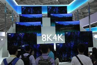 4K面板已成标配 2019年8K电视面板将成竞争焦点