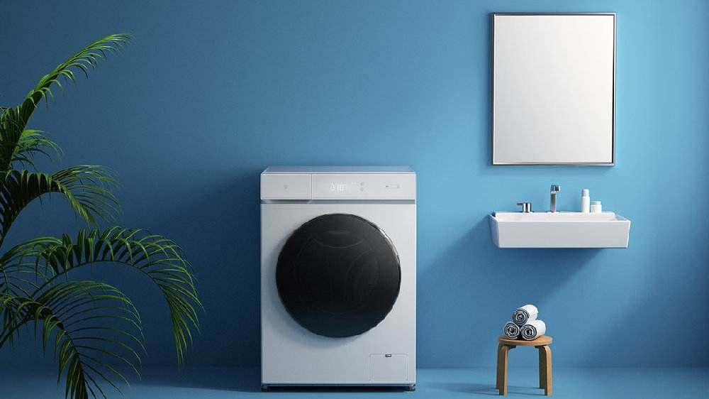 小米发布洗衣机 米家互联网洗烘一体机主打安静效能
