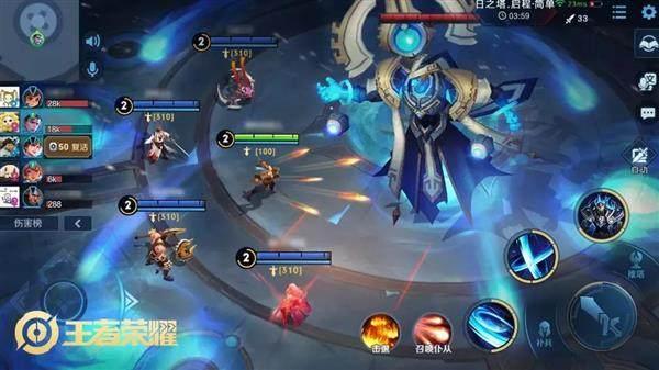 新版王者荣耀玩法升级:新增团队副本,可挑战BOSS