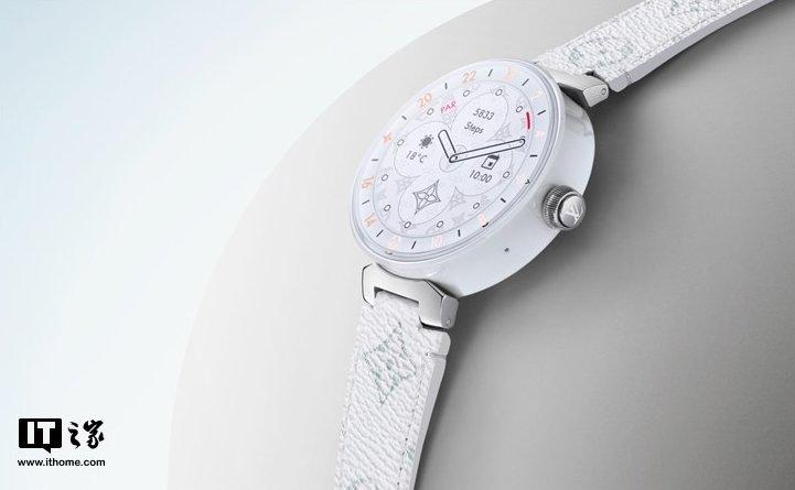 LV智能手表发布!高通骁龙Wear 3100加持,续航可达五天